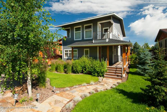 609 Cache Creek Dr, Jackson, WY 83001 (MLS #19-740) :: Sage Realty Group