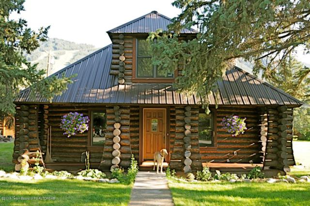 20 E Hansen Ave, Jackson, WY 83001 (MLS #19-748) :: Sage Realty Group