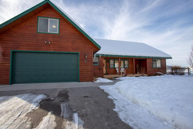 189 Red Tail Path, Alpine, WY 83128 (MLS #19-8) :: Sage Realty Group