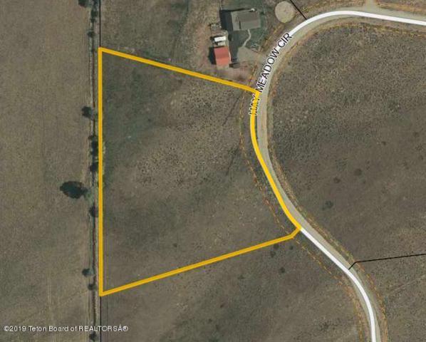 TBD Hay Meadow Cir, Pinedale, WY 82941 (MLS #19-855) :: West Group Real Estate