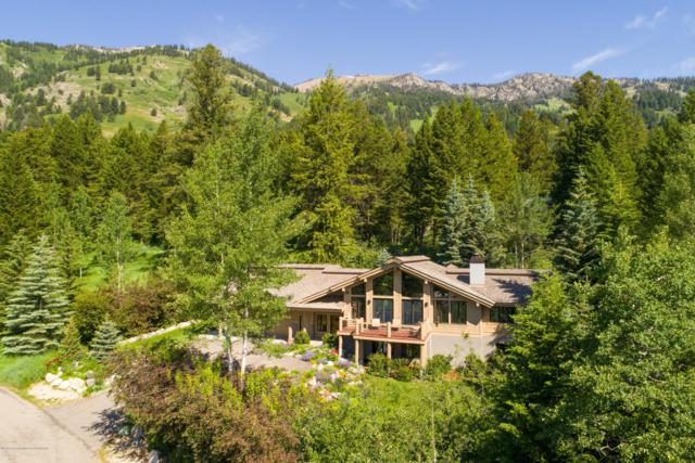 3675 W. Curtis Dr., Teton Village, WY 83025 (MLS #19-97) :: West Group Real Estate