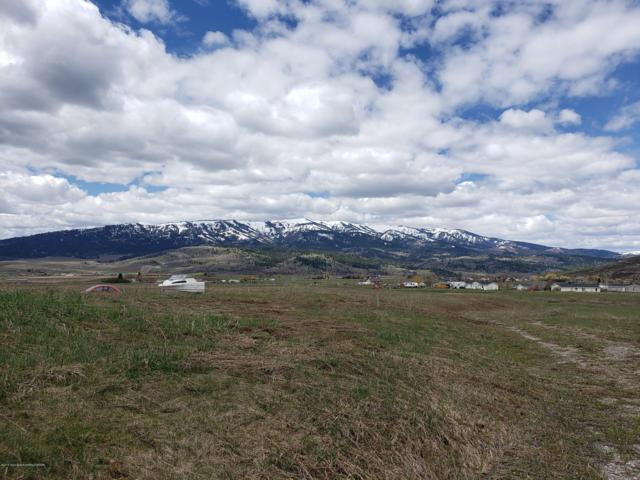 Saddle Dr, Etna, WY 83118 (MLS #19-977) :: West Group Real Estate