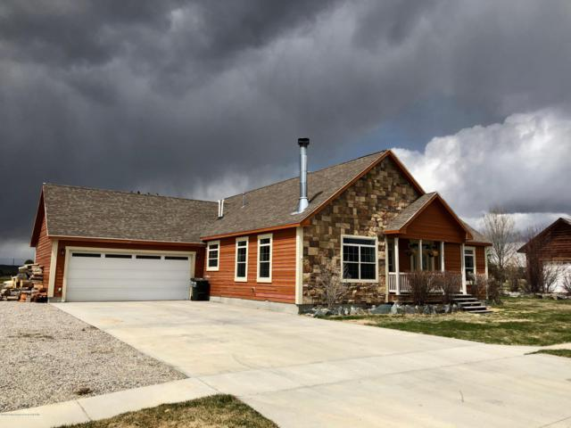 442 Country Club Ln, Pinedale, WY 82941 (MLS #19-982) :: West Group Real Estate