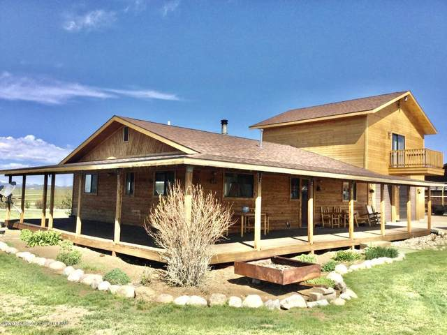 10 Snowshoe Trl, Daniel, WY 83115 (MLS #20-1043) :: West Group Real Estate