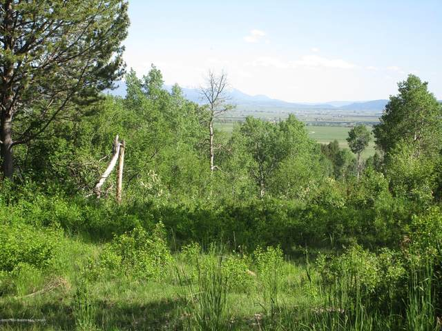 LOT 21 Granite Ridge, Alpine, WY 83128 (MLS #20-1052) :: Sage Realty Group