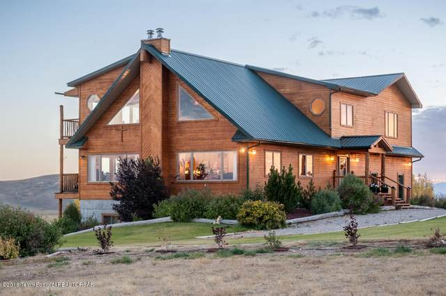 169 Pape Rd Rd, Daniel, WY 83115 (MLS #20-1075) :: West Group Real Estate