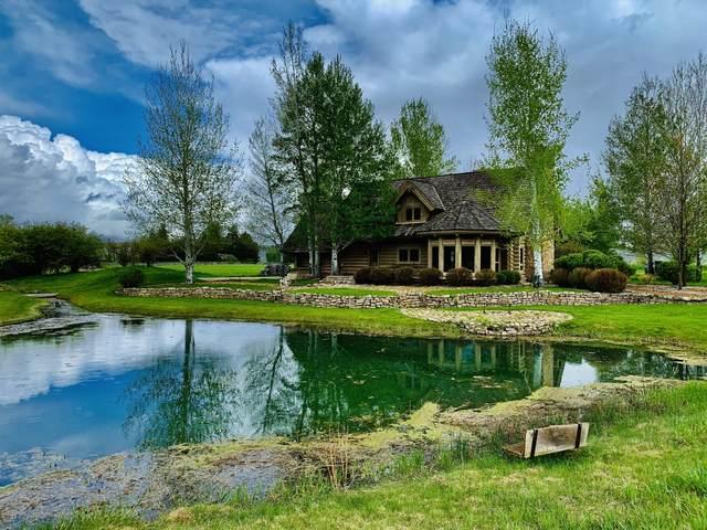142 Antler Way, Swan Valley, ID 83449 (MLS #20-1080) :: West Group Real Estate
