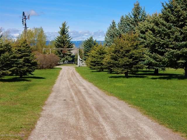 1890 Larsen Lane, Alta, WY 83414 (MLS #20-1096) :: West Group Real Estate