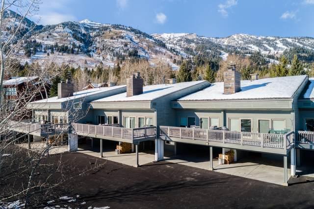 3720 W Michael Dr 9-1, Teton Village, WY 83025 (MLS #20-1138) :: The Group Real Estate