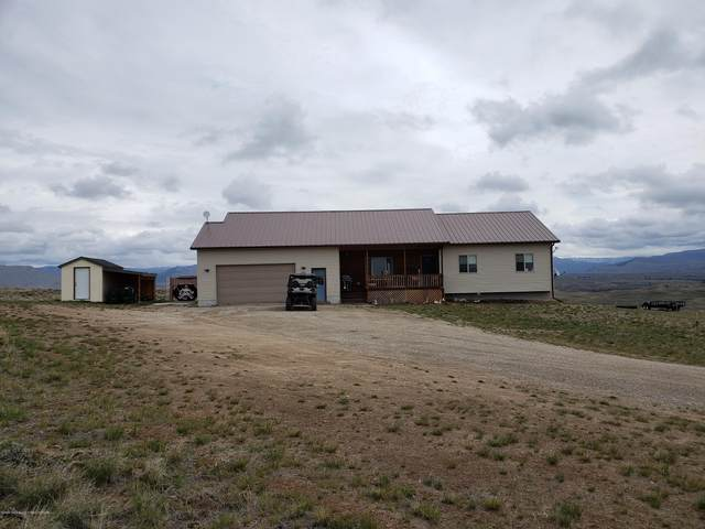 31 N Shoshone Trl, Pinedale, WY 82941 (MLS #20-1176) :: West Group Real Estate