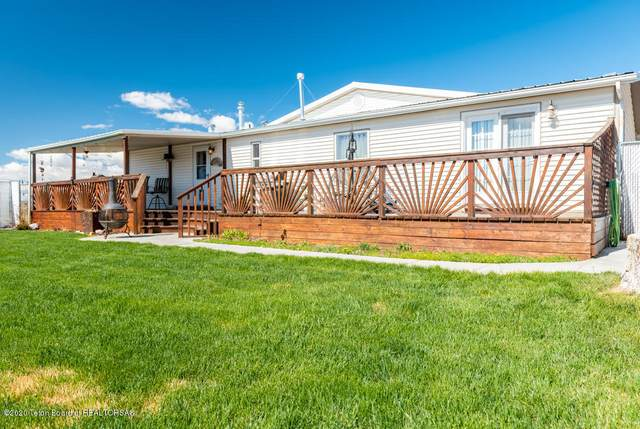 205 Ball Ln, Marbleton, WY 83113 (MLS #20-1178) :: Sage Realty Group