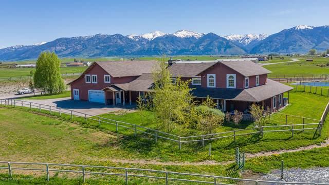 251 Spring Creek Drive, Thayne, WY 83127 (MLS #20-1181) :: West Group Real Estate