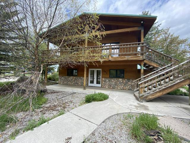 345 Meadows Dr, Alpine, WY 83128 (MLS #20-1183) :: Sage Realty Group