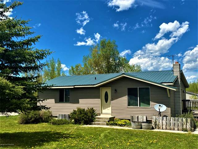 153 Westview Village Drive, Afton, WY 83110 (MLS #20-1229) :: West Group Real Estate
