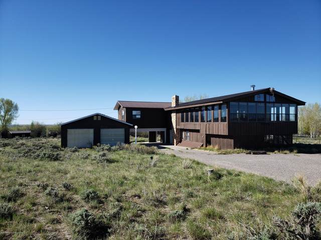 86 Fremont Lake 23-154, Pinedale, WY 82941 (MLS #20-1238) :: Sage Realty Group