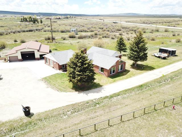 10101 Us-191, Pinedale, WY 82941 (MLS #20-1255) :: West Group Real Estate