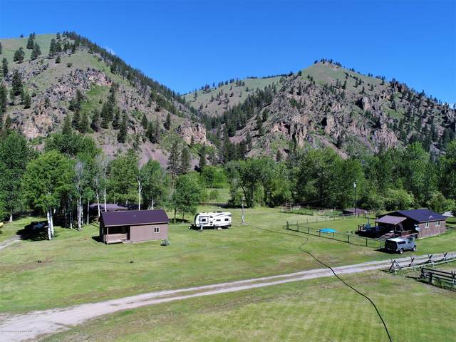 2562 N Hwy 93, North Fork, ID 83466 (MLS #20-1264) :: The Group Real Estate