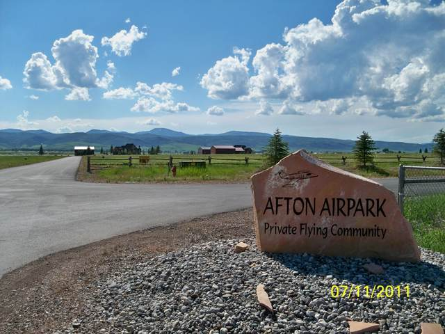 LOT 31 Diamond Afton Airpark, Afton, WY 83110 (MLS #20-1269) :: West Group Real Estate