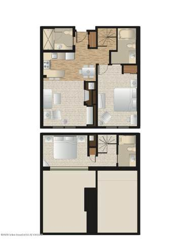 4A-000725 W Village Drive #421, Teton Village, WY 83025 (MLS #20-1273) :: The Group Real Estate