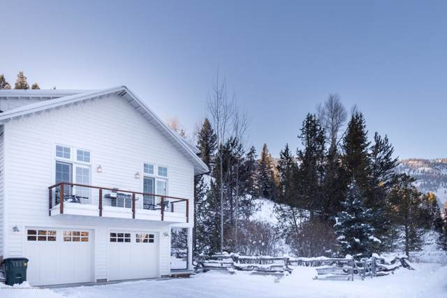 1495 N West St, Wilson, WY 83014 (MLS #20-128) :: West Group Real Estate