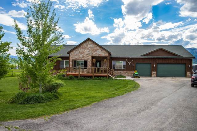 87 Pony Circle, Etna, WY 83118 (MLS #20-1288) :: West Group Real Estate