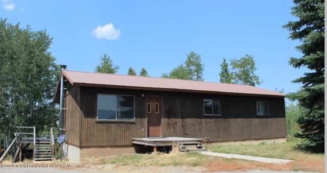 75 Lewis Spur Rd, Thayne, WY 83127 (MLS #20-129) :: West Group Real Estate
