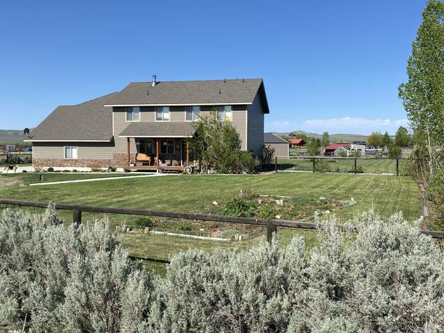 30 Stone Trail, Pinedale, WY 82941 (MLS #20-1313) :: West Group Real Estate