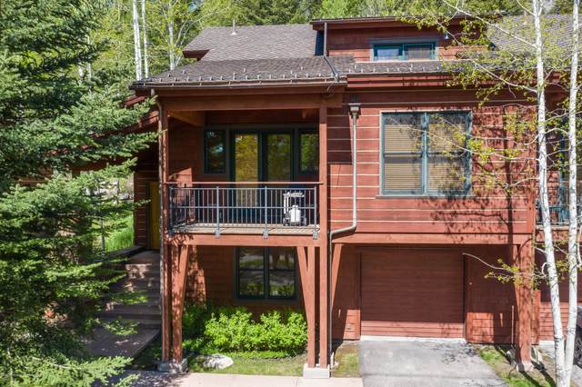 3723 W Michael Drive #25, Teton Village, WY 83025 (MLS #20-1318) :: Sage Realty Group