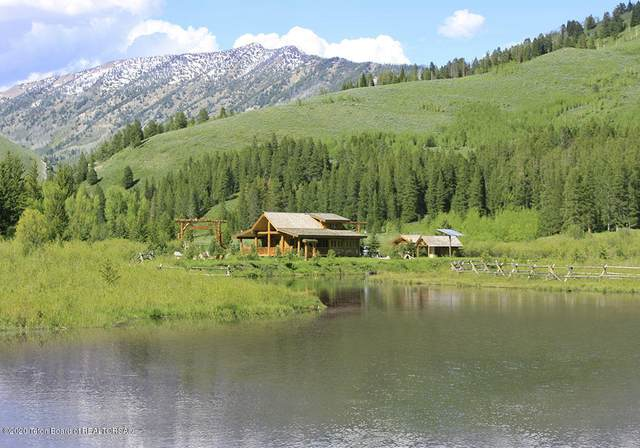 Address Not Published, Alpine, WY 83128 (MLS #20-1370) :: West Group Real Estate