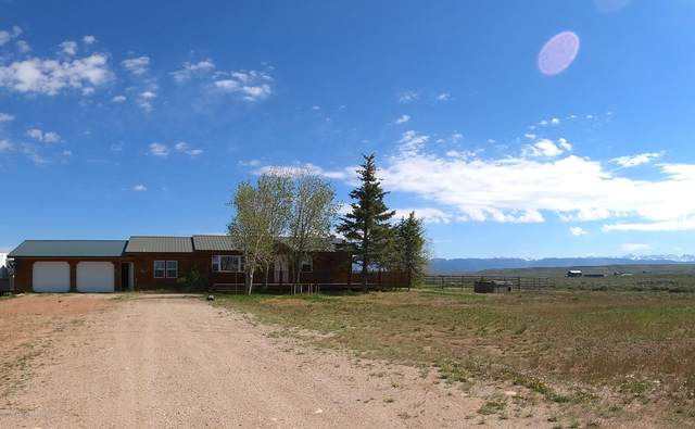 23 Forty Rod, Daniel, WY 83115 (MLS #20-1374) :: The Group Real Estate