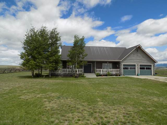 5 Hammock, Cora, WY 82925 (MLS #20-1386) :: West Group Real Estate