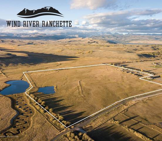 Stacker Drive, Pinedale, WY 82941 (MLS #20-1398) :: Sage Realty Group