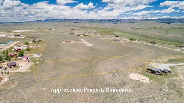 High Peaks Lane, Pinedale, WY 82941 (MLS #20-1418) :: Sage Realty Group