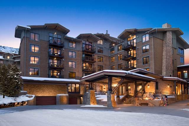 3325 W Village Drive #359, Teton Village, WY 83025 (MLS #20-1421) :: Sage Realty Group