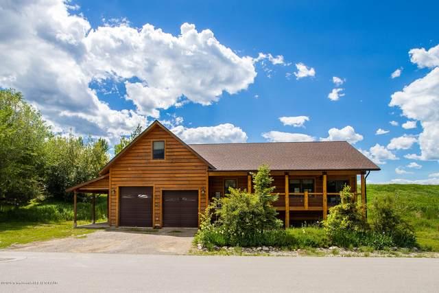457 Greys River Loop, Alpine, WY 83128 (MLS #20-1440) :: Sage Realty Group