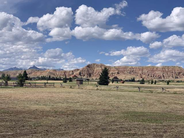 LOT 84 Fairview Drive, Dubois, WY 82513 (MLS #20-145) :: Sage Realty Group