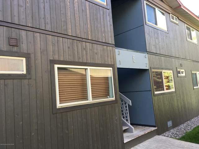 750 Powderhorn Ln E-1, Jackson, WY 83002 (MLS #20-1469) :: West Group Real Estate