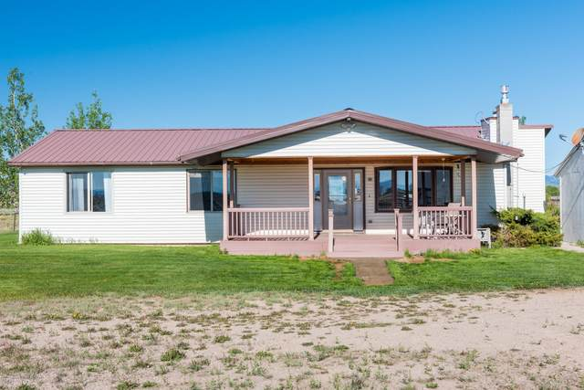 147 N First North Rd, Big Piney, WY 83113 (MLS #20-1477) :: Sage Realty Group