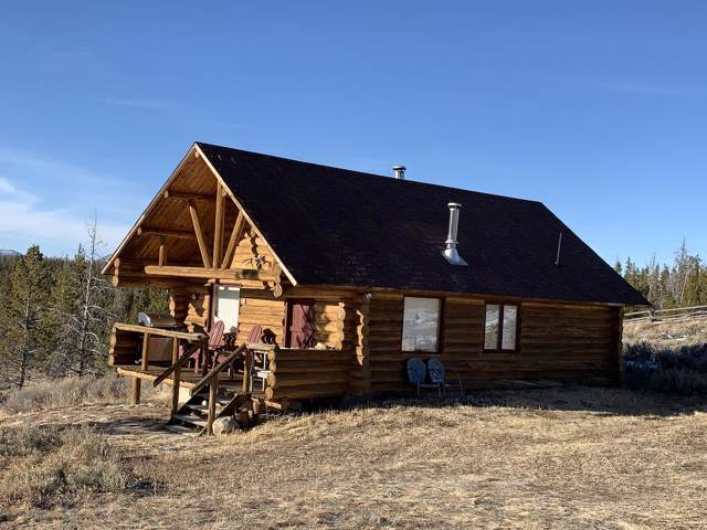 33 Trudys Road, Dubois, WY 82513 (MLS #20-151) :: Sage Realty Group