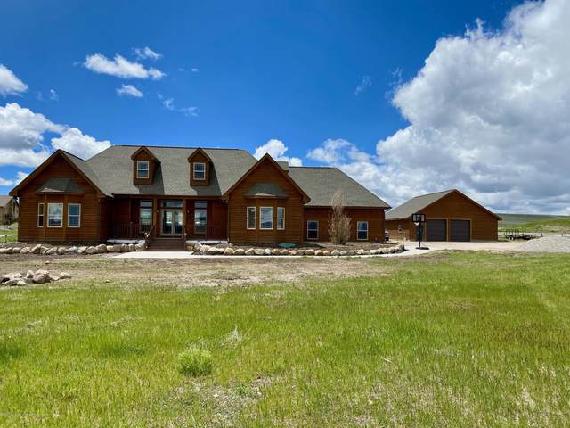 4 Duck Creek Ln, Pinedale, WY 82941 (MLS #20-1512) :: West Group Real Estate