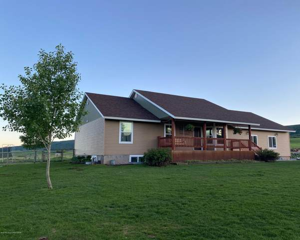 1411 Toms Canyon Rd., Auburn, WY 83111 (MLS #20-1549) :: West Group Real Estate