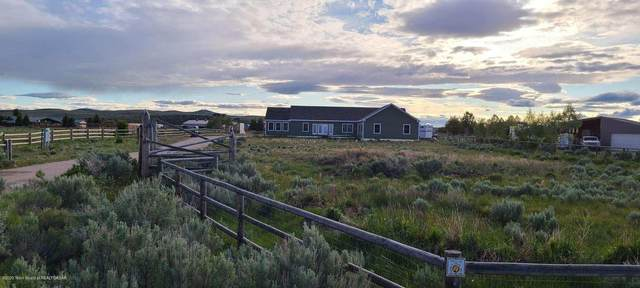 32 Stone Trail, Pinedale, WY 82941 (MLS #20-1561) :: Sage Realty Group