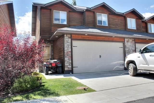 718 Valley Centre Dr #6, Driggs, ID 83422 (MLS #20-1577) :: Sage Realty Group