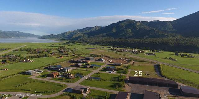 LOT 25 Rutan Rd, Alpine, WY 83128 (MLS #20-1640) :: Sage Realty Group
