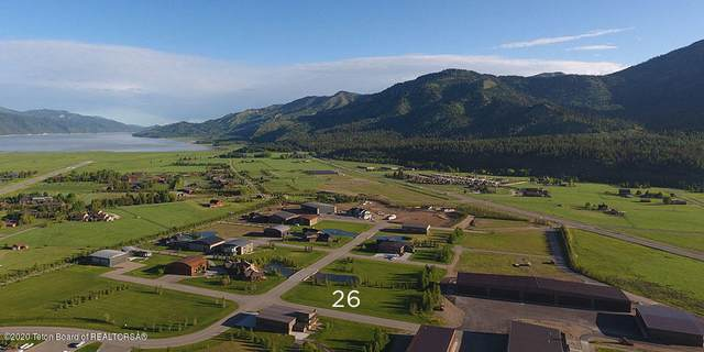 LOT 26 Hwy 89/26, Alpine, WY 83128 (MLS #20-1643) :: Sage Realty Group