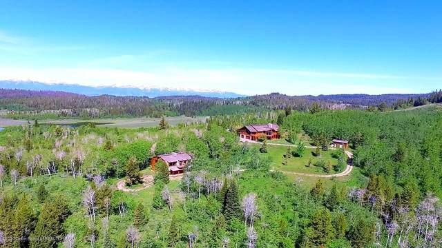 12800 Miner Creek Road, Bondurant, WY 82922 (MLS #20-1648) :: West Group Real Estate