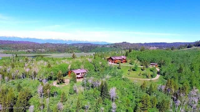 12800 Miner Creek Road, Bondurant, WY 82922 (MLS #20-1649) :: West Group Real Estate
