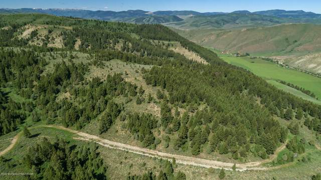Spring Creek Ridge 160 Acres, Fairview, WY 83119 (MLS #20-1667) :: Sage Realty Group