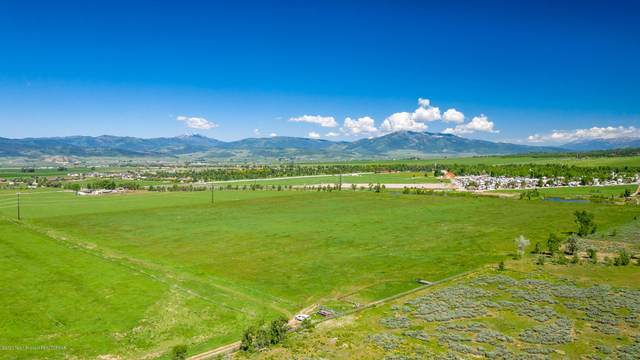 40 ACRES OFF PERKINS LANE, Thayne, WY 83127 (MLS #20-1670) :: Sage Realty Group