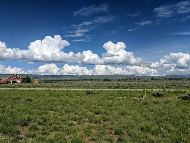 Granite Peaks,  Lot 9, Pinedale, WY 82941 (MLS #20-1689) :: West Group Real Estate